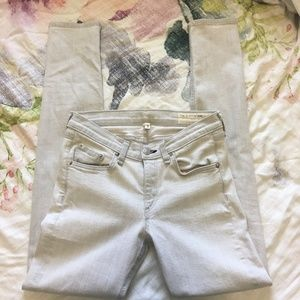 NWOT Rag and Bone The Skinny in The Wedge